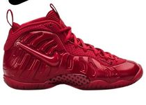 "【NIKE】LITTLE POSITE PRO (GS) ""RED OCTOBER"" 644791-601"