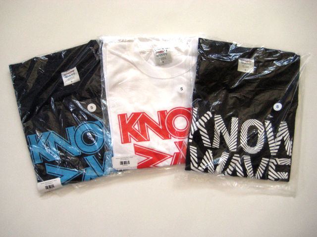 KNOW WAVE Dazzle T-Shirt 黒 Supreme