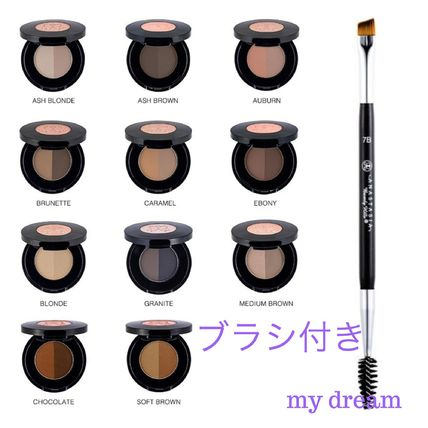 ブラシ付き♪ANASTASIA★BROW POWDER DUO (11種)