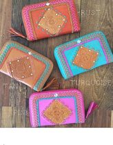 AUS発【MAHIYA】レザー長財布☆THE GYPSET WALLET