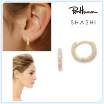 【送料無料】Ron Herman取り扱い*Shashi /Katerina HoopEarring