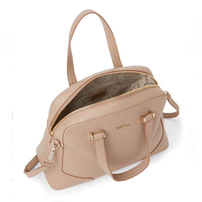 FURLA(フルラ)Luna Michelle Dome Satchel