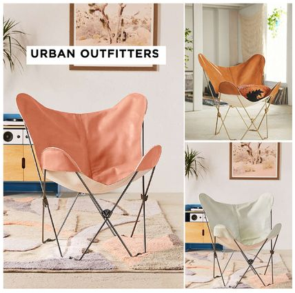buyma urban outfitters leather butterfly chair cover frame set