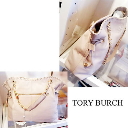 Tory Burch トートバッグ 【Tory Burch】新色 Marion Slouchy チェーンTote 関税送料込 (3)