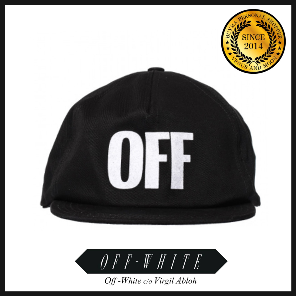 OFF WHITE オフホワイト Cap Big Off OWLB004