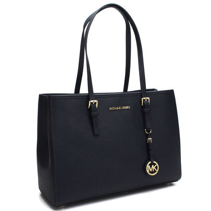 MICHAEL KORS トートバッグ JET SET TRAVEL 30T3GTVT7L 【即発】