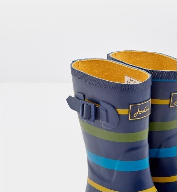 *Joules Clothing*WELLIES☆マルチプリントキッズ長靴*送関込