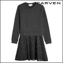 CARVEN(カルヴェン)★Dress with Lace Skirt
