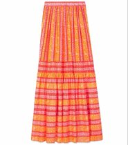 TORY BURCH SUNWISE MAXI SKIRT セール お早めに