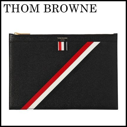 【関税/送料込】THOM BROWNE SMALL STRIPES PEBBLED 国内発送