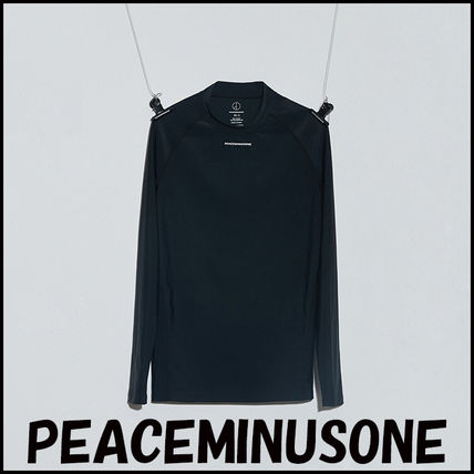 "G-DRAGON愛用 新作 ""PEACEMINUSONE"" PMO RASH GUARD"