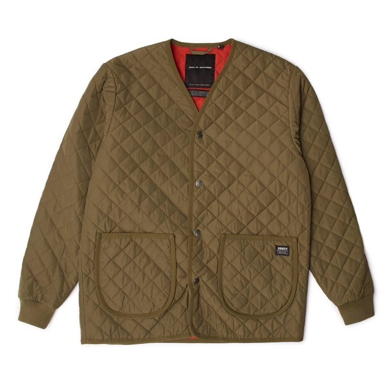 Ron Herman取扱*DeusExMachina*HODGE QUILTED LINER