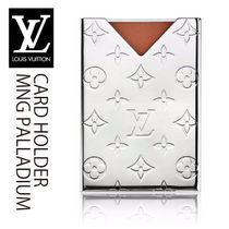 Louis Vuitton(ルイヴィトン) CARD HOLDER MNG PALLADIUM
