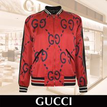 GUCCI GHOST PROJECT BOMBER JACKET 関税送料込