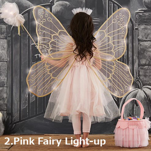 ★Pottery Barn★2017Light up Fairy コスチューム