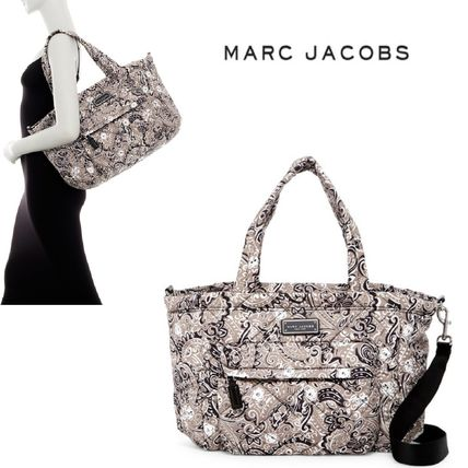 ★MARC JACOBS★Quilted ペイズリー柄☆マザーバッグ