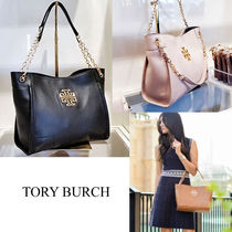 【Tory Burch】Britten Small Slouchy Tote 関税送料込