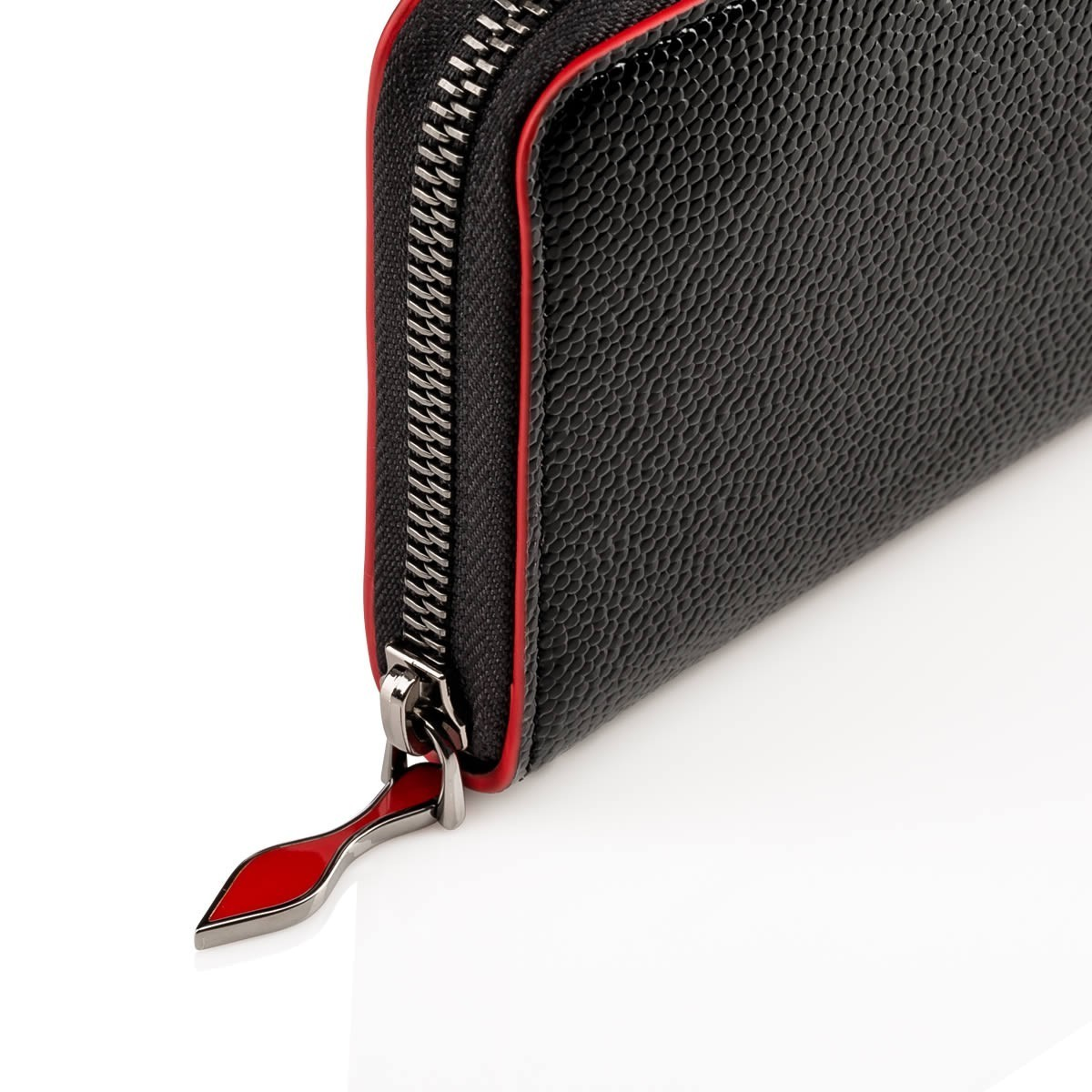 【Christian Louboutin】Panettone Zipped Continental Wallet