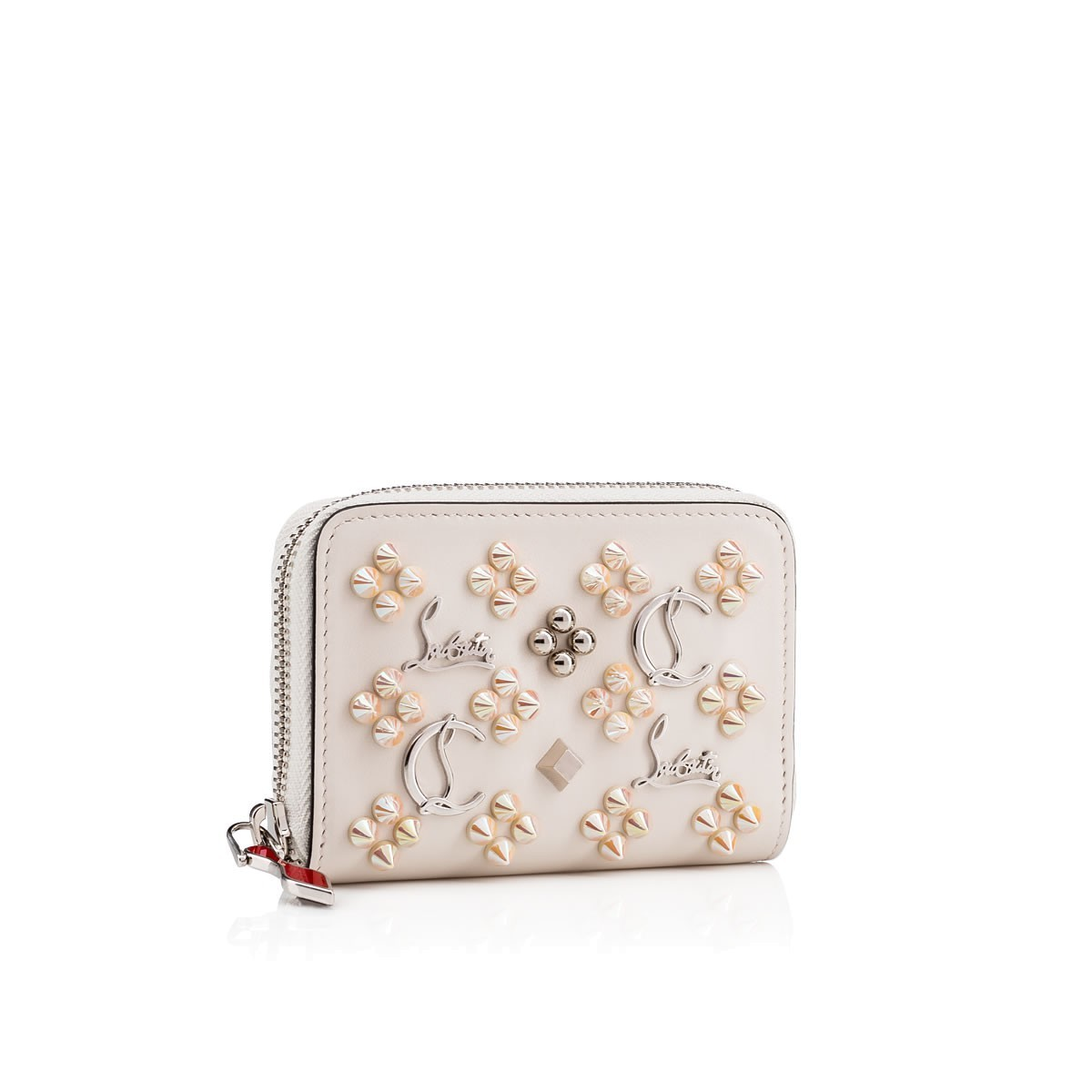 【Christian Louboutin】Panettone Zipped Coin Purse