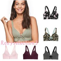 【Victoria'sSecret】Laceup Midline Lightly lined ブラレット