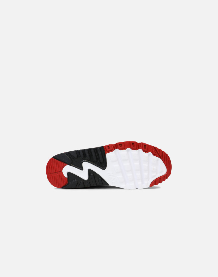 SS17 NIKE AIR MAX 90 LEATHER PS RED WHITE 16.5〜22cm送料無料