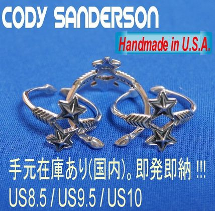 進化形Navajoアクセ★Cody Sanderson★Double Arrow Double Star