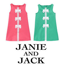 Janie and Jack☆Embroidered Dot Dress