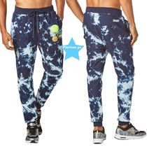 H29.8月新作★【ZUMBA】Rock N Rave Mens Denim Pants Z2B00156