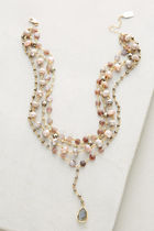Anthropologie☆Layered Trio Necklace