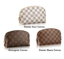 Louis Vuitton☆COSMETIC POUCH ポーチ3色 N47516