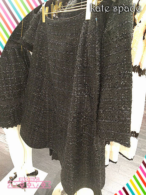 Kate spade★MADISON AVE★paxton skirt★ジャケットとお揃いで