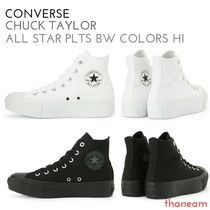 ★CONVERSE★CHUCK TAYLOR  ALL STAR PLTSBW COLORSオールスター