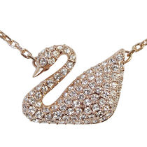 SWAROVSKI ネックレス Swan Necklace スワンネックレス 5121597
