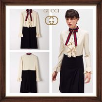 ★★★GUCCI《グッチ》 GUCCI JERSEY DRESS  送料込み★★★