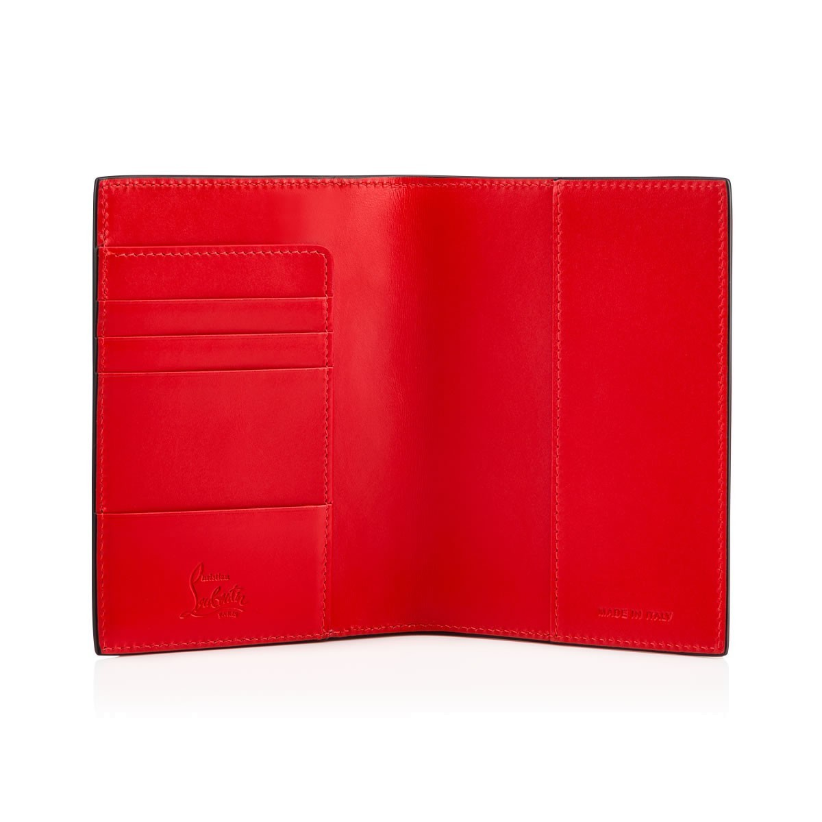 【Christian Louboutin】Loubipass Passport Holder