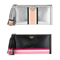 Luxe Python Clutch★国内発送