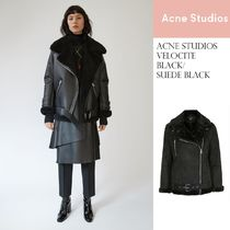 [Acne] Velocite lamb shearling jacket ベロサイトジャケット