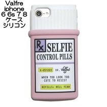 Valfre SELFIE CONTROL 3D IPHONE CASE シリコン 各サイズ