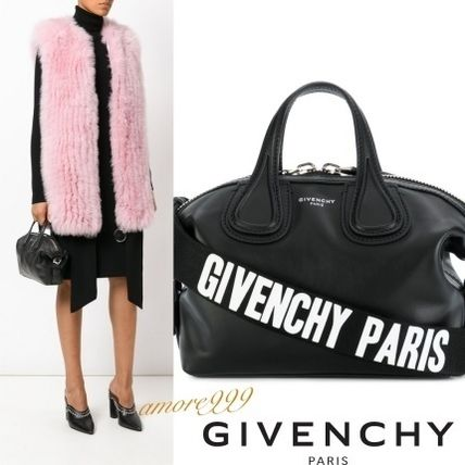 VIP Sale 国内発送 17秋冬 Givenchy Nightingale Micro ブラック