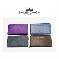 日本発送★BALENCIAGA★MONEY ESSENTIAL★LILAS