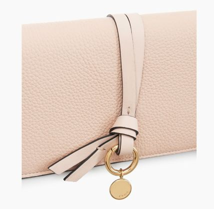 Chloe 長財布 Chloe★クロエ  長財布 Alphabet long wallet with flap (2)