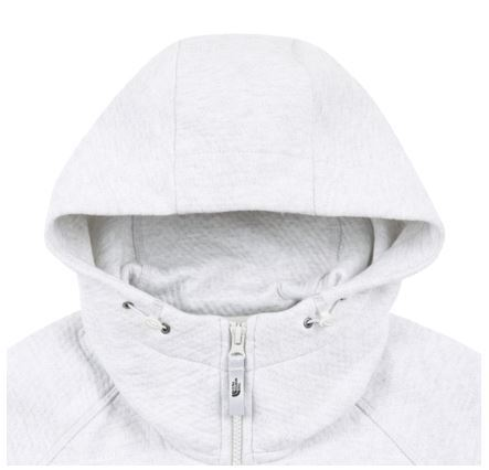 (ザノースフェイス) ALAN HOOD ZIP-UP JACKET OATMEAL NYJ5JI01