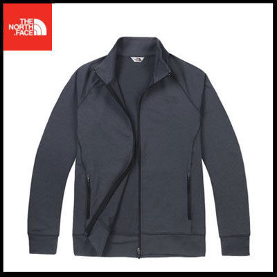 (ザノースフェイス) M'S TECH ZIP UP JACKET CHARCOAL NYJ5JI06