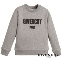 New▼GIVENCHYKids▼ロゴスウェット Gray/大人もOK♪[関税込]