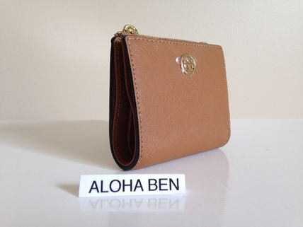 Tory Burch 折りたたみ財布 TORY BURCH ROBINSON MINI WALLET セール 即発送 (2)