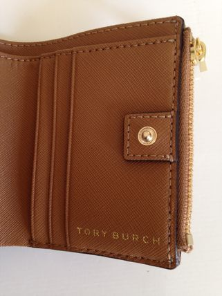 Tory Burch 折りたたみ財布 TORY BURCH ROBINSON MINI WALLET セール 即発送 (4)