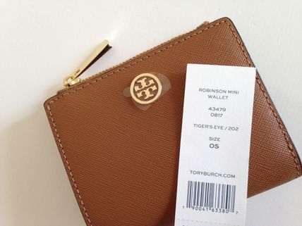 Tory Burch 折りたたみ財布 TORY BURCH ROBINSON MINI WALLET セール 即発送 (6)