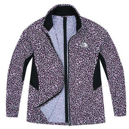 (ザノースフェイス) AMITO LIGHT WEIGHT JACKET PURPLE NYJ4HI06
