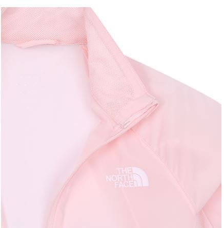 (ザノースフェイス) AMITO LIGHT WEIGHT JACKET PINK NYJ4HI12