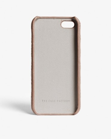 【THE CASE FACTORY】  IPHONE SE/5S/5 ケース
